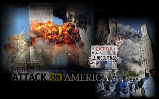 AMERICA ATTACKED!  Where was God September 11, 2001?