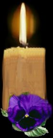Candle's Glow...an original poem of love by Rinda Nelson.