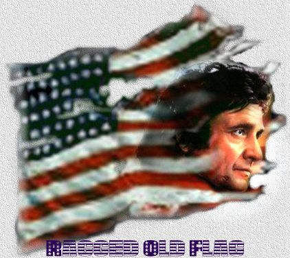 Ragged Old Flag sung by Johnny Cash