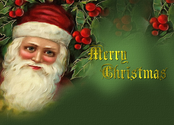 Merry Little Christmas Wish For You...Greeting Card
